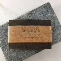 Chocolate All Over Bar / Organic Shampoo Bar / Organic Soap