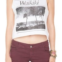 Brandy ♥ Melville |  Sadie Waikiki Tank - Just In
