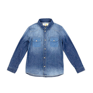 SARA Denim Shirt