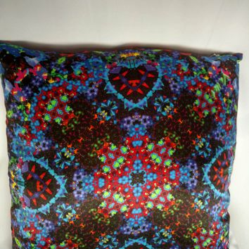 Silk Satin 16mm Pillow Cover 6 - 16x16 Inches
