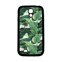banana leaf Samsung Galaxy S4 Case