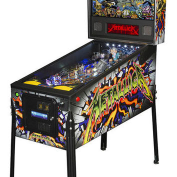 Stern Metallica Premium Monsters Dirty Donny Edition Pinball Machine