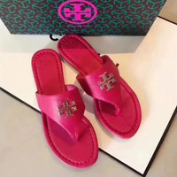 shosouvenir : Tory Burch Casual : Fashion Women Sandal Slipper Shoes
