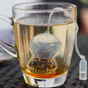 Deep Sea Diver Shaped Tea Infuser