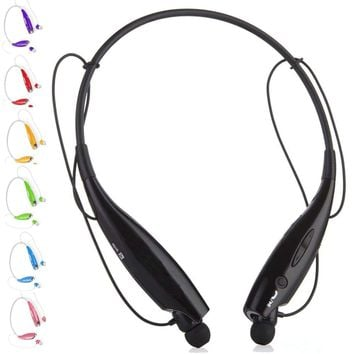 Bluetooth Wireless Headset Stereo Headphone Earphone Sport Handfree Universal