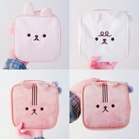 Animal Face Pouch