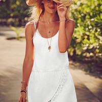 Fringe Cover-up Dress - Victoria's Secret