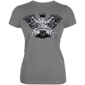 Boondock Saints - Crown Juniors T-Shirt