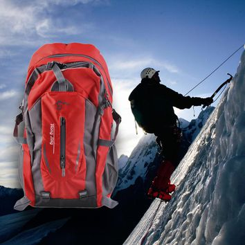 40L Waterproof Mountaineering Bag (3 colors available)
