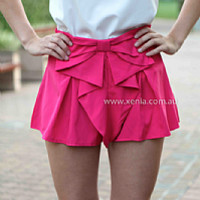 BOW SHORTS , DRESSES, TOPS, BOTTOMS, JACKETS & JUMPERS, ACCESSORIES, 50% OFF SALE, PRE ORDER, NEW ARRIVALS, PLAYSUIT, GIFT VOUCHER,,SHORTS Australia, Queensland, Brisbane