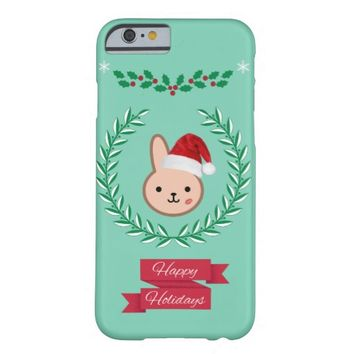 Happy Holidays! Barely There iPhone 6 Case