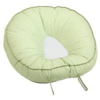 Leachco Podster Sling-Style Infant Seat Lounger, Green Bear