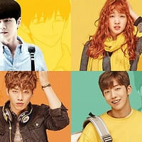 'Cheese In The Trap Cast' Photographic Print by Seiri