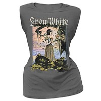 Snow White - Have An Apple Juniors T-Shirt