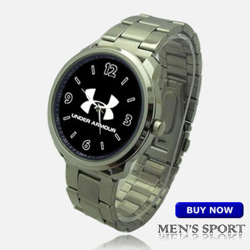Under Armour Athletic Logo Sport Watch