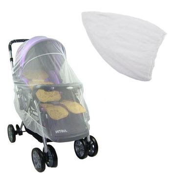 Summer Safe Baby Carriage Insect Full Cover Mosquito Net For Baby Stroller Bed Netting Pram Bebek Arabasi Carro S