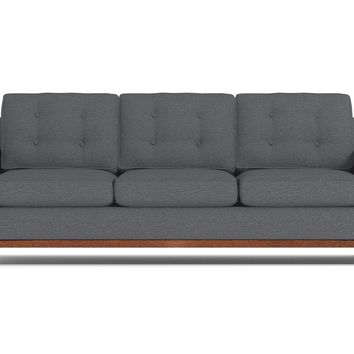 Brentwood Queen Size Sleeper Sofa in RHINO - CLEARANCE