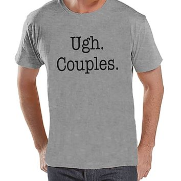 Custom Party Shop Men's Ugh Couples Funny T-shirt