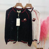 Gucci Flower Lace Jacket