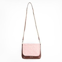 Hello Kitty Shoulder Bag: Chestnut Pink