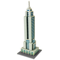 nanoblock Empire State Building Model Kit