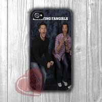 Supernatural Winchester funny moment -5ho for iPhone 4/4S/5/5S/5C/6/ 6+,samsung S3/S4/S5,samsung note 3/4