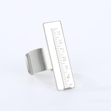 Dental Ruler Ring