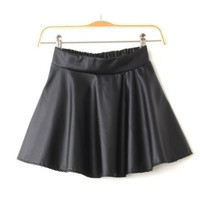 Leather Skirt (More colours) from Lunar Gypsy