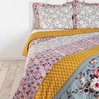 Urban Outfitters - Plum & Bow Blossom Patchwork Quilt