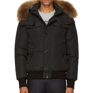 Mackage Black Down Quentin-f4 Jacket