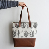 Cactus Carry-all Bag