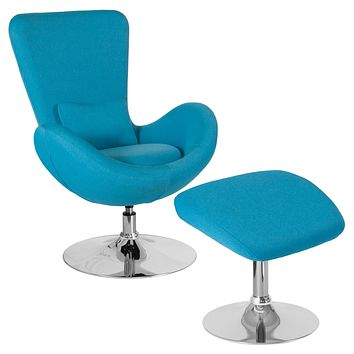 CH-162430-CO Reception Furniture - Chair and Ottoman Sets