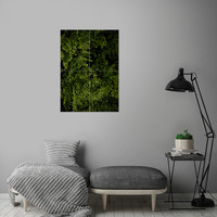 Small leaves by Vanessa GF | Displate