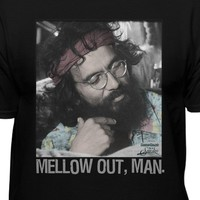 Cheech & Chong's Up In Smoke Mellow Out Man Official Licensed T-Shirt