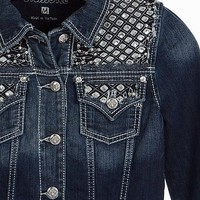 Miss Me Denim Jacket