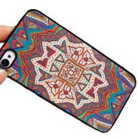 Tribal Hybrid Impact Case for Iphone4/4s
