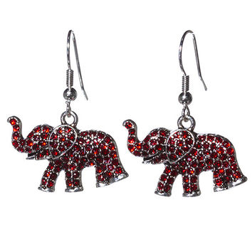 Roll Tide Earring