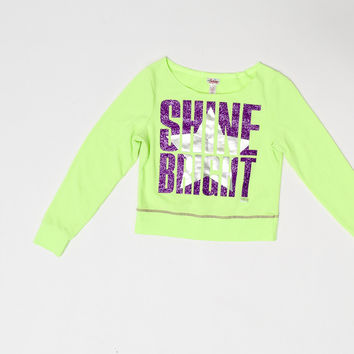Justice Girls Sweaters Size - 10