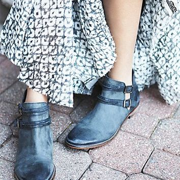 Womens Braeburn Ankle Boot