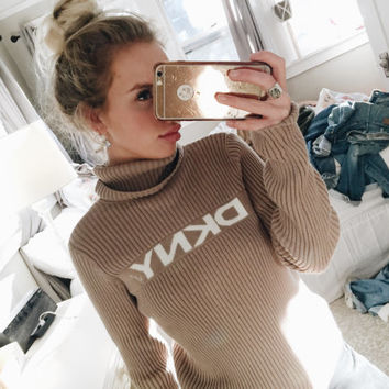DKNY knit sweater