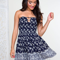 Daniella Strapless Dress