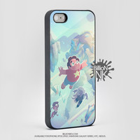 Steven Universe Flying Cell Phone Cases For Iphone, Ipod, Samsung Galaxy, Note, HTC, BB