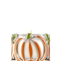 Mini Candle Sleeve Pumpkin
