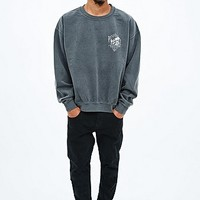 Obey Dr Woo Paradise Sweatshirt in Grey - Urban Outfitters