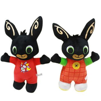 Bing Bunny Plush Toys Sula Bunny Doll Toys Stuffed Bing Bunny Plush Doll Rabbit Animal Soft Bing's Friends Toy for Children Gift