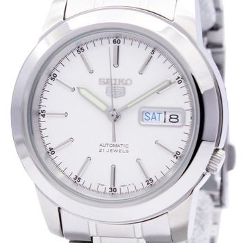 Seiko 5 Automatic 21 Jewels SNKE49 SNKE49K1 SNKE49K Men's Watch