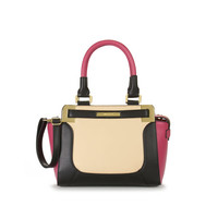 Anne Klein: Handbags > Satchels > High Definition Medium Satchel