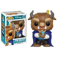 Beast Funko Pop! Disney Beauty and the Beast