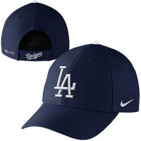 Nike L.A. Dodgers Dri-FIT Classic Adjustable Performance Hat - Royal Blue
