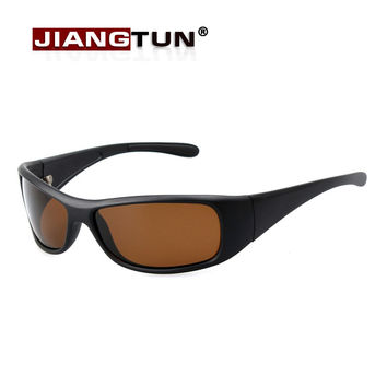 New Stylish Sunglasses Polarized Glasses Black / Brown Super Cool Designer Eye wear Driving Accessories